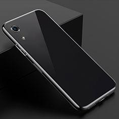 Huawei Y6 (2019)用極薄ソフトケース シリコンケース 耐衝撃 全面保護 クリア透明 T07 ファーウェイ クリア