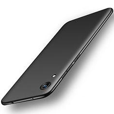Huawei Y6 (2019)用極薄ソフトケース シリコンケース 耐衝撃 全面保護 S09 ファーウェイ ブラック