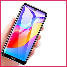 Huawei Y6 (2019)用強化ガラス フル液晶保護フィルム F04 ファーウェイ ブラック