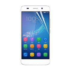 Huawei Y6用高光沢 液晶保護フィルム ファーウェイ クリア