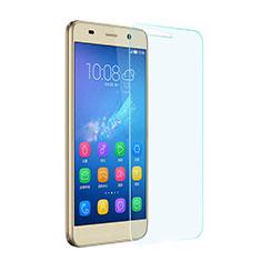Huawei Y6用強化ガラス 液晶保護フィルム ファーウェイ クリア