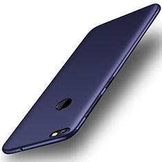 Huawei Y6 Pro (2017)用極薄ソフトケース シリコンケース 耐衝撃 全面保護 S01 ファーウェイ ネイビー