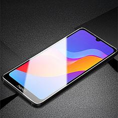 Huawei Y6s用強化ガラス フル液晶保護フィルム アンチグレア ブルーライト ファーウェイ ブラック