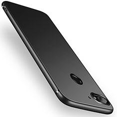 Huawei Y7 (2018)用極薄ソフトケース シリコンケース 耐衝撃 全面保護 ファーウェイ ブラック