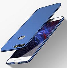 Huawei Y7 (2018)用ハードケース プラスチック 質感もマット M04 ファーウェイ ネイビー