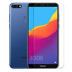 Huawei Y7 (2018)用強化ガラス 液晶保護フィルム ファーウェイ クリア