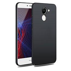Huawei Y7 Prime用ハードケース プラスチック 質感もマット M06 ファーウェイ ブラック