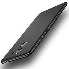 Huawei Y7 Prime用ハードケース プラスチック 質感もマット M09 ファーウェイ ブラック