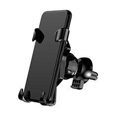 Samsung Galaxy S30 5G用スマホ車載ホルダー 車載スタンド エアベント ユニバーサル A03 ブラック