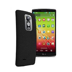 LG G Flex 2用ハードケース プラスチック 質感もマット LG ブラック
