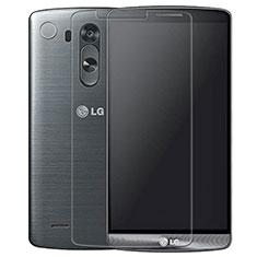 LG G3用強化ガラス 液晶保護フィルム T01 LG クリア