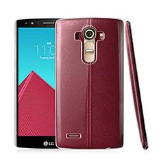 LG G4用ハードケース クリスタル クリア透明 LG クリア