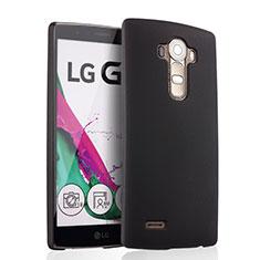 LG G4用ハードケース プラスチック 質感もマット LG ブラック