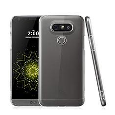 LG G5用ハードケース クリスタル クリア透明 LG クリア