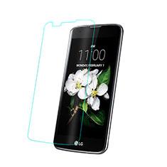LG K7用強化ガラス 液晶保護フィルム LG クリア