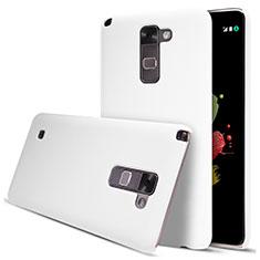 LG Stylus 2 Plus用ハードケース プラスチック 質感もマット LG ホワイト