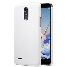 LG Stylus 3用ハードケース プラスチック 質感もマット LG ホワイト