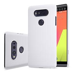 LG V20用ハードケース プラスチック 質感もマット LG ホワイト