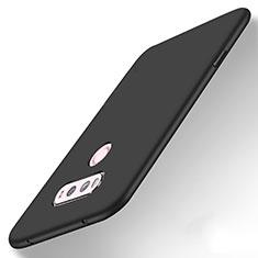 LG V20用極薄ソフトケース シリコンケース 耐衝撃 全面保護 LG ブラック
