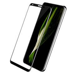 LG V30用強化ガラス フル液晶保護フィルム LG ブラック