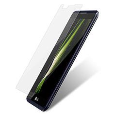 LG X Power用強化ガラス 液晶保護フィルム T01 LG クリア