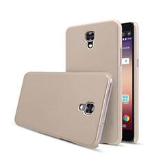 LG X Screen用ハードケース プラスチック 質感もマット LG ゴールド