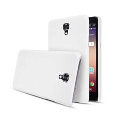 LG X Screen用ハードケース プラスチック 質感もマット LG ホワイト