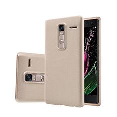 LG Zero用ハードケース プラスチック 質感もマット LG ゴールド