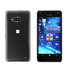 Microsoft Lumia 550用ハードケース クリスタル クリア透明 Microsoft クリア