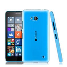Microsoft Lumia 640用ハードケース クリスタル クリア透明 Microsoft クリア