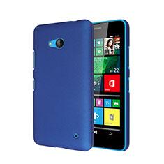 Microsoft Lumia 640用ハードケース プラスチック 質感もマット Microsoft ネイビー