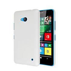 Microsoft Lumia 640用ハードケース プラスチック 質感もマット Microsoft ホワイト
