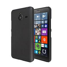Microsoft Lumia 640 XL Lte用ハードケース プラスチック 質感もマット Microsoft ブラック