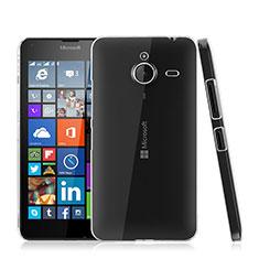 Microsoft Lumia 640 XL Lte用ハードケース クリスタル クリア透明 Microsoft クリア