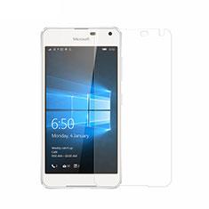 Microsoft Lumia 650用高光沢 液晶保護フィルム Microsoft クリア