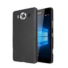 Microsoft Lumia 950用ハードケース プラスチック 質感もマット Microsoft ブラック