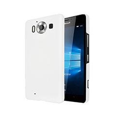 Microsoft Lumia 950用ハードケース プラスチック 質感もマット Microsoft ホワイト
