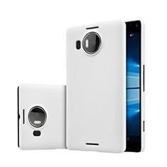 Microsoft Lumia 950 XL用ハードケース プラスチック 質感もマット Microsoft ホワイト