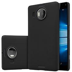 Microsoft Lumia 950 XL用ハードケース プラスチック 質感もマット M01 Microsoft ブラック