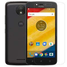 Motorola Moto C Plus用強化ガラス 液晶保護フィルム モトローラ クリア
