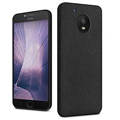 Motorola Moto E4 Plus用ハードケース カバー プラスチック モトローラ ブラック