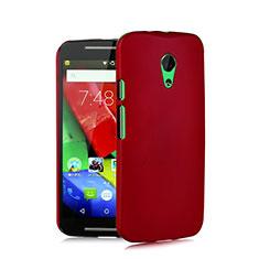 Motorola Moto G (2世代)用ハードケース プラスチック 質感もマット モトローラ レッド