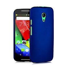 Motorola Moto G (2世代)用ハードケース プラスチック 質感もマット モトローラ ネイビー