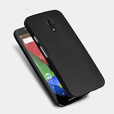 Motorola Moto G (2世代)用ハードケース プラスチック 質感もマット モトローラ ブラック