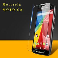 Motorola Moto G (2世代)用強化ガラス 液晶保護フィルム モトローラ クリア
