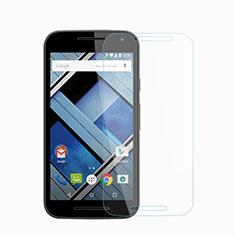 Motorola Moto G (3世代)用強化ガラス 液晶保護フィルム モトローラ クリア