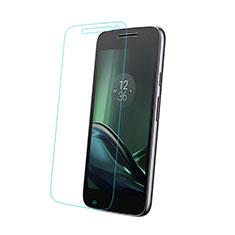 Motorola Moto G4用強化ガラス 液晶保護フィルム モトローラ クリア