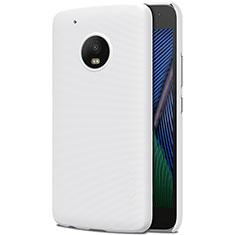 Motorola Moto G5 Plus用ハードケース プラスチック 質感もマット モトローラ ホワイト
