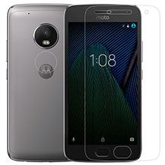Motorola Moto G5 Plus用強化ガラス 液晶保護フィルム モトローラ クリア