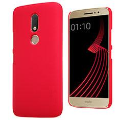 Motorola Moto M XT1662用ハードケース プラスチック 質感もマット M01 モトローラ レッド